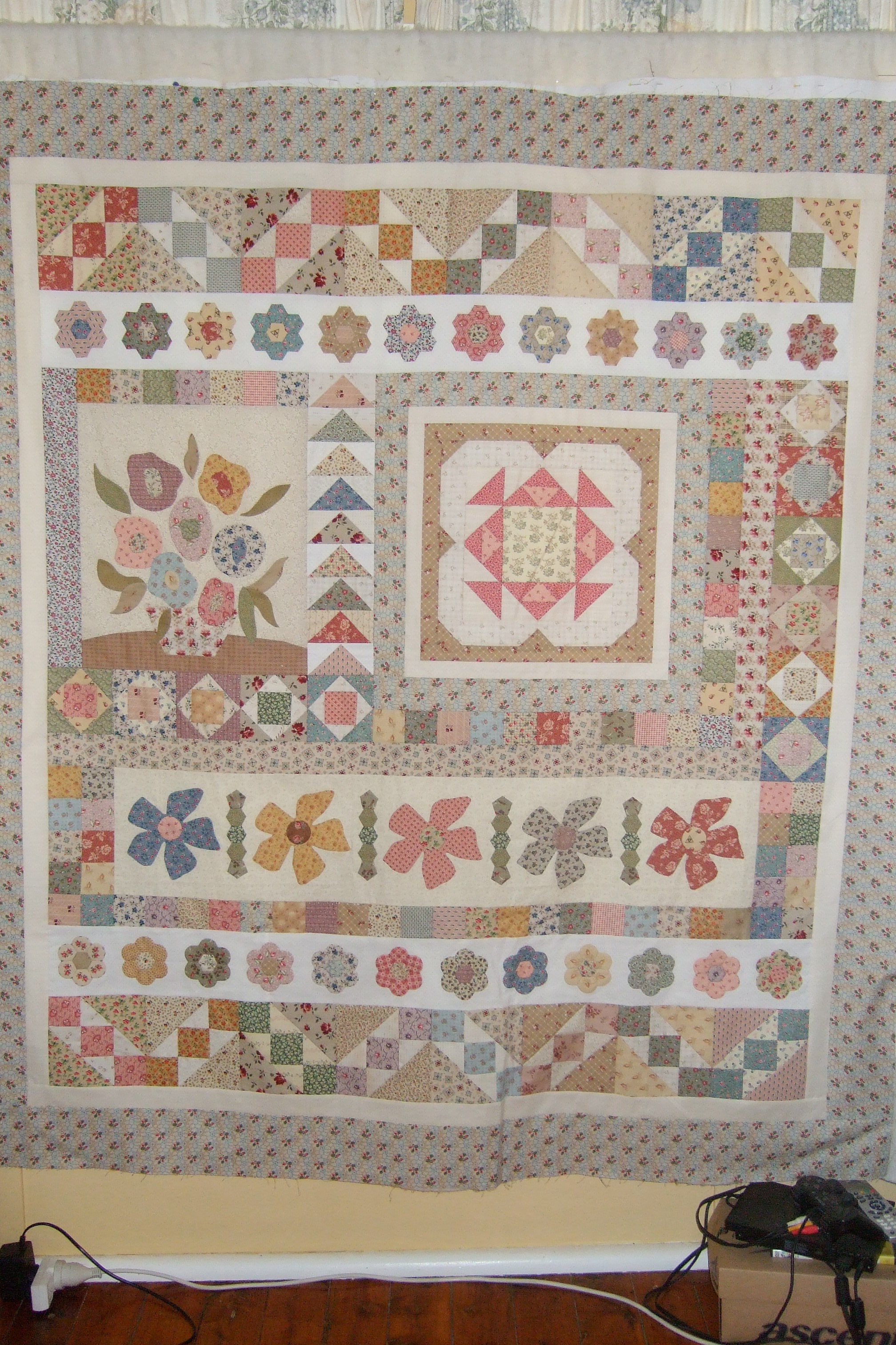 Gretel Park quilt photos 010