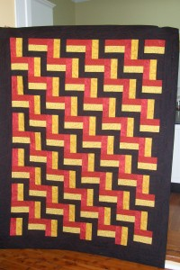 Angus Pennington rugby quilt